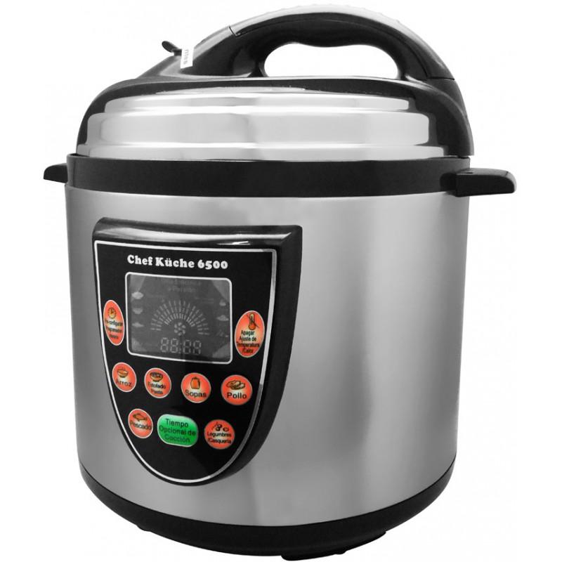 Nice robot de cocina chef pictures robot de cocina chef - Chef titanium con voz ...