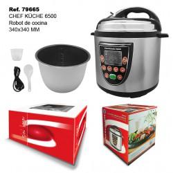 Robot de Cocina Chef Kuche 6500