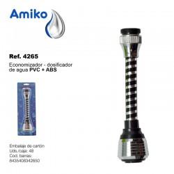 Economizador - Dosificador de Agua PVC + ABS Amiko