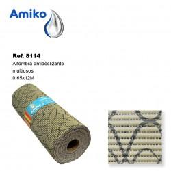 Alfombra Antideslizante Multiusos Modelo 7394B 0.65x12M Amiko