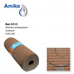 Alfombra Antideslizante Multiusos Modelo 7380C 0.65x12M Amiko