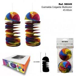 Guirnalda Colgante Multicolor 45-60cm Sini