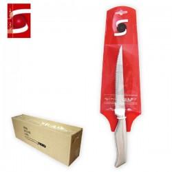 Cuchillo Chuletero 12cm Mango Acero Inox SINI