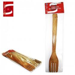 Tenedor de Madera 30cm SINI
