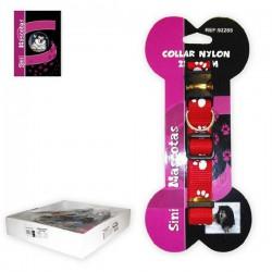 Collar Nylon 2x50cm SINI