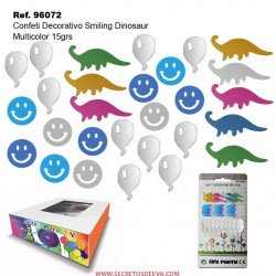 Confeti Decorativo Smiling Bear 15grs