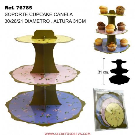 Soporte para Cupcake CANELA