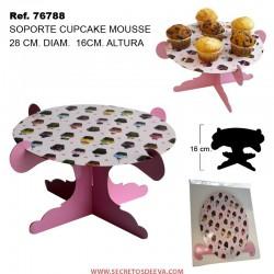Soporte para Cupcake MOUSSE