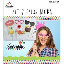 SET 7 PALOS ALOHA