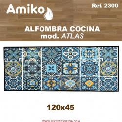 ALFOMBRA COCINA 120x45 CM.  MOD. ATLAS