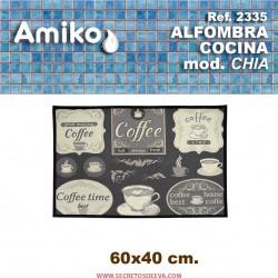 ALFOMBRA COCINA 60X40 MOD. CHIA