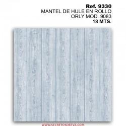 MANTEL DE HULE EN ROLLO ORLY MOD. 9085