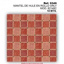 MANTEL DE HULE EN ROLLO ORLY MOD. 82148C