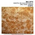 MANTEL DE HULE EN ROLLO ORLY MOD. 80083D