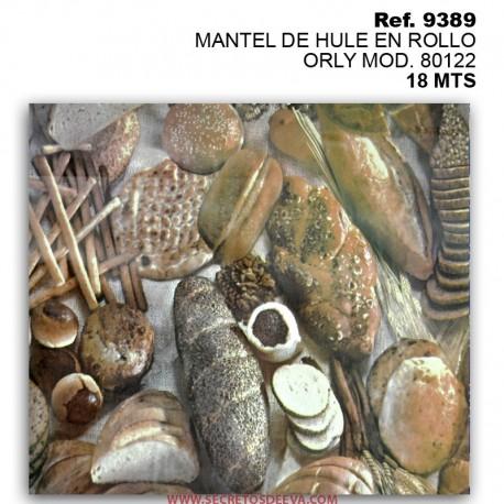 MANTEL DE HULE EN ROLLO ORLY MOD. 80122