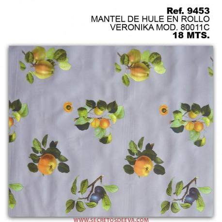 MANTEL DE HULE EN ROLLO VERONIKA MOD. 80011C