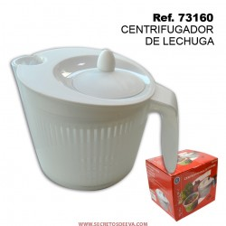 Centrifugador de Lechuga