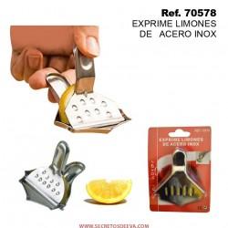 Exprime Limones de Acero Inox SINI