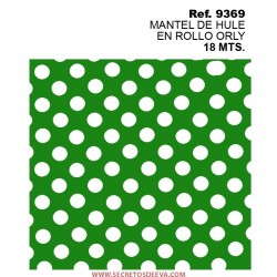 MANTEL DE HULE EN ROLLO ORLY
