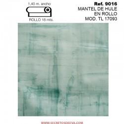 MANTEL DE HULE EN ROLLO MOD. TL17093