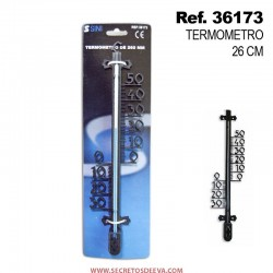 Termómetro 260mm SINI