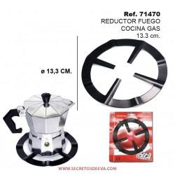 Reductor Fuego Cocina Gas 13,3cm SINI