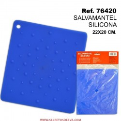 Salvamantel Silicona 22x20cm
