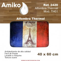 ALFOMBRA THERMAL 40X60CM MOD TH01