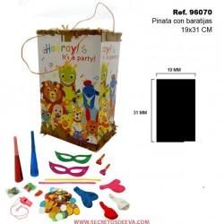 Piñata con Baratijas SINI