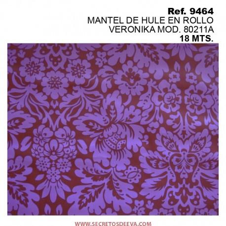 MANTEL DE HULE EN ROLLO VERONIKA MOD. 80211A