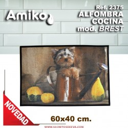 ALFOMBRA COCINA 60X40 MOD. BREST