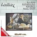 ALFOMBRA COCINA 60X40 MOD. CAST