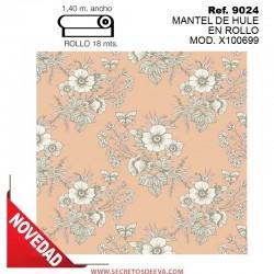 MANTEL DE HULE EN ROLLO MOD. X100699