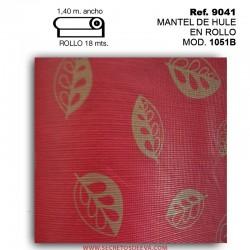 MANTEL DE HULE EN ROLLO MOD. 1051B