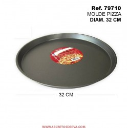 Molde Pizza 32cm Diámetro