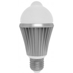 Bombilla LED con Sensor de Movimiento SINI
